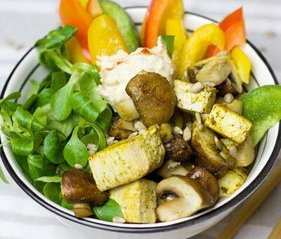 mushroom salad2